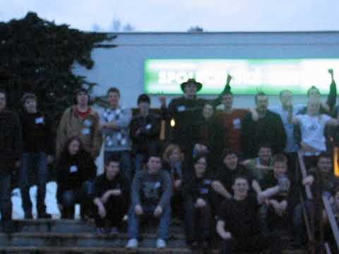 Focení gildy  únor 2009