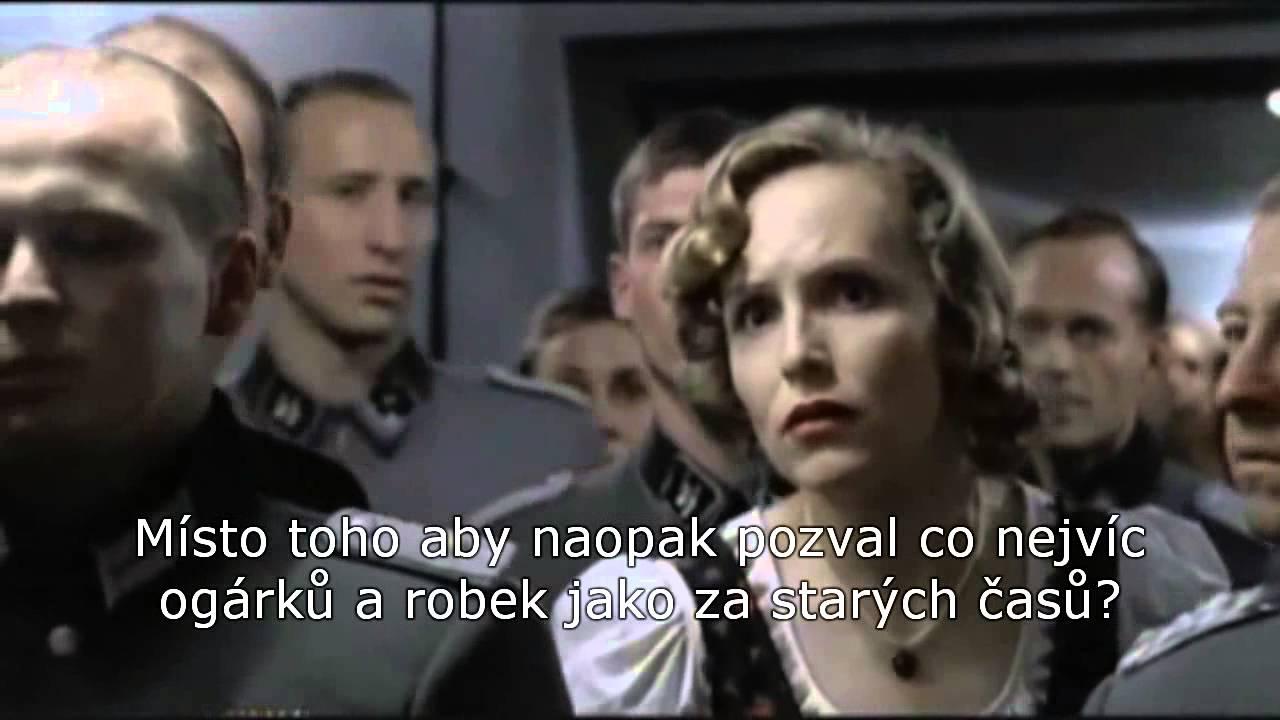 Hitler se dozví, že nemůže přespat u Papina po Sol srazu
