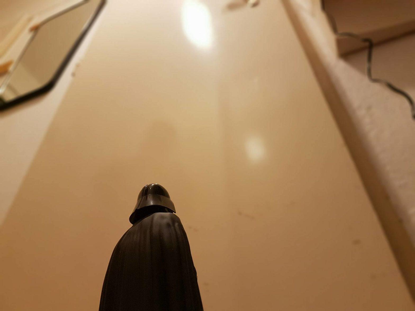 Darth Vader nemůže do koupelny, PAVLE!?