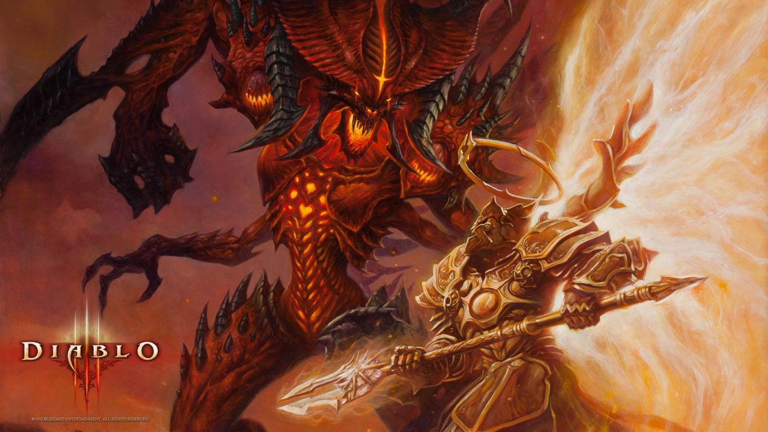 Báseň o koupi Diabla III