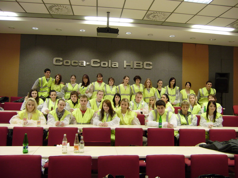 Školní exkurze do Coca – Coly