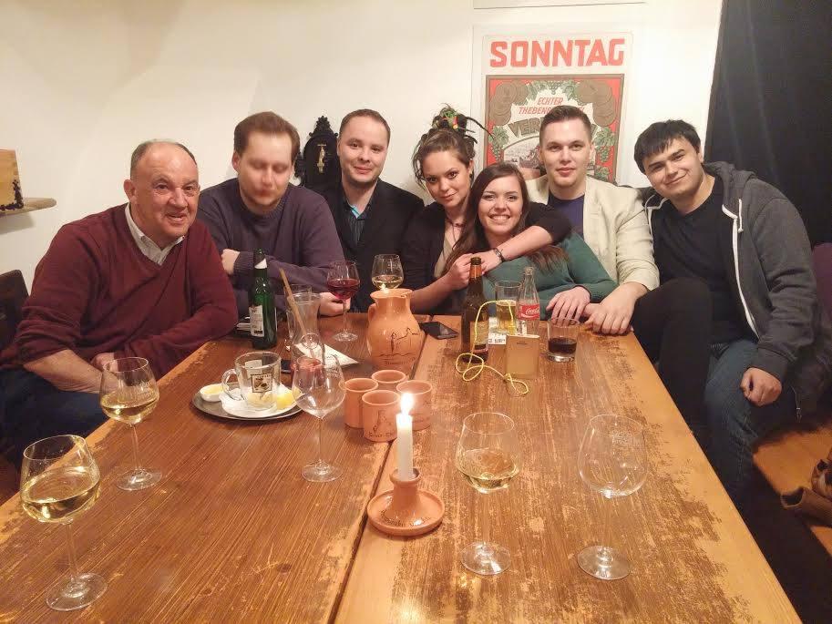 Návštěva Bratislavy