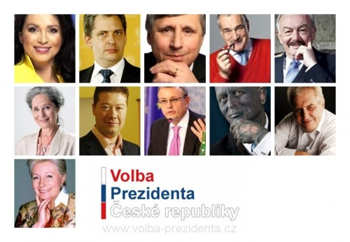 Volba prezidenta