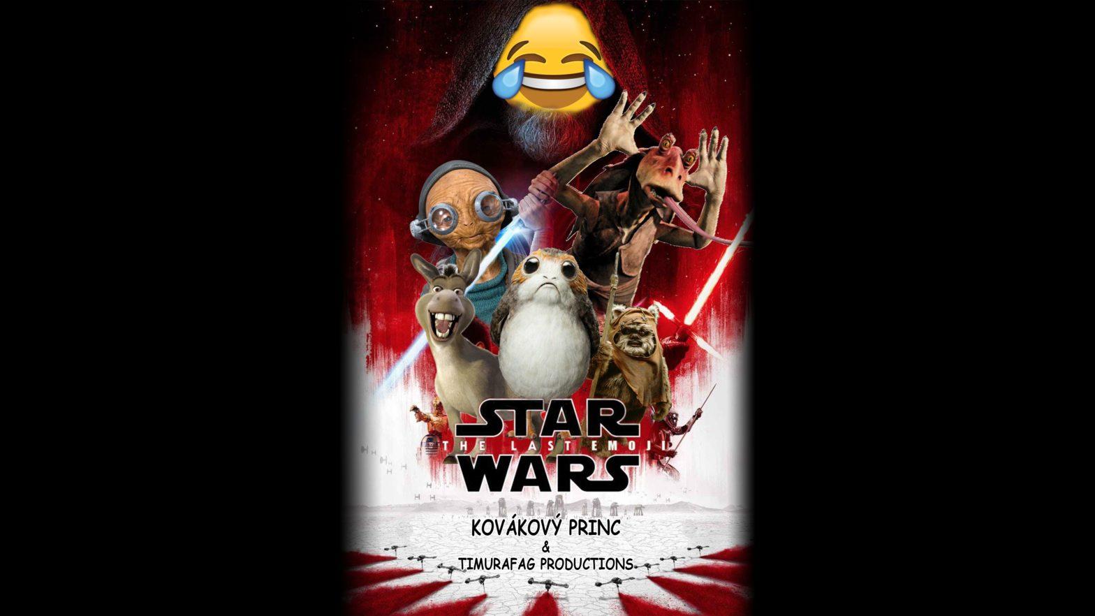 FIlmová recenze na osmý díl Star Wars: The last Jedi