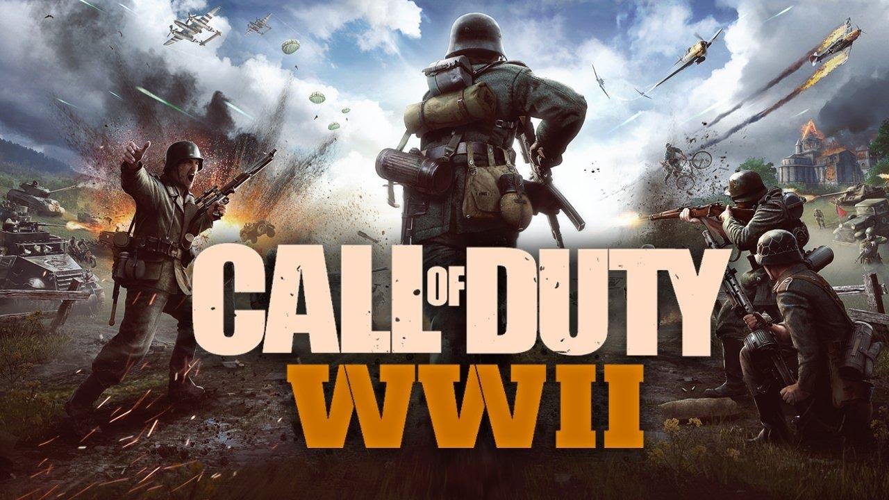 Herní recenze : Call of Duty WW2