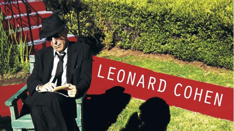 Leonard Cohen: Show me the place