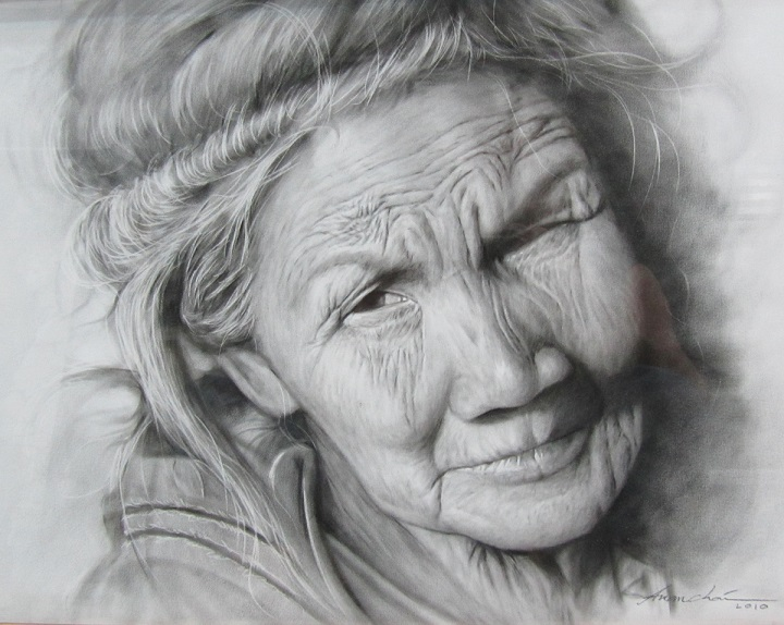 Unknown: Crabbit old woman