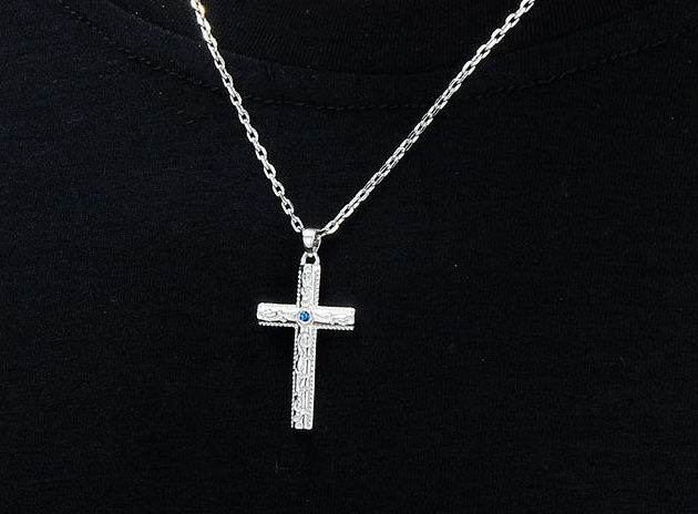 Křížek na krku