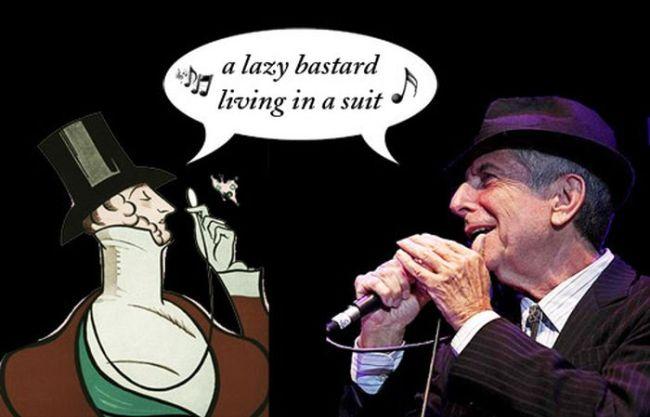 Leonard Cohen : Going home