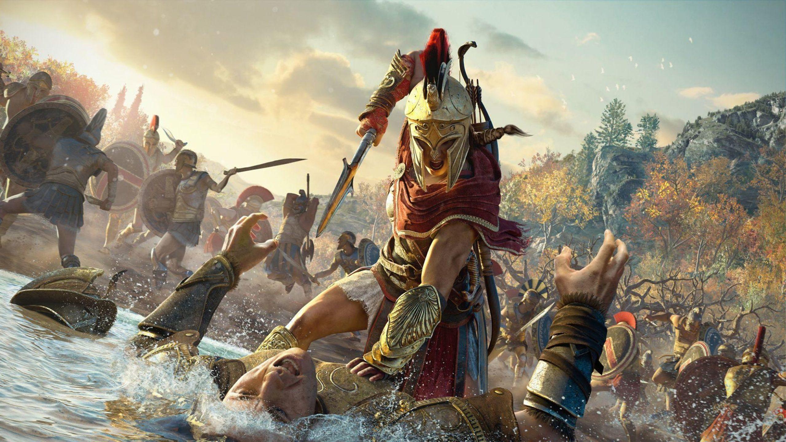 Herní recenze : Assassin's Creed: Odyssey