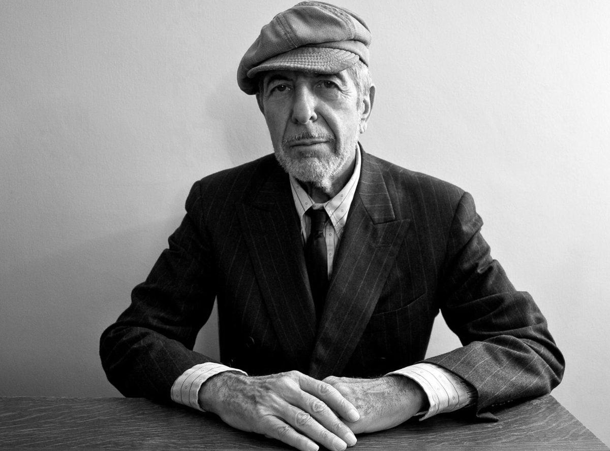 Leonard Cohen : Treaty