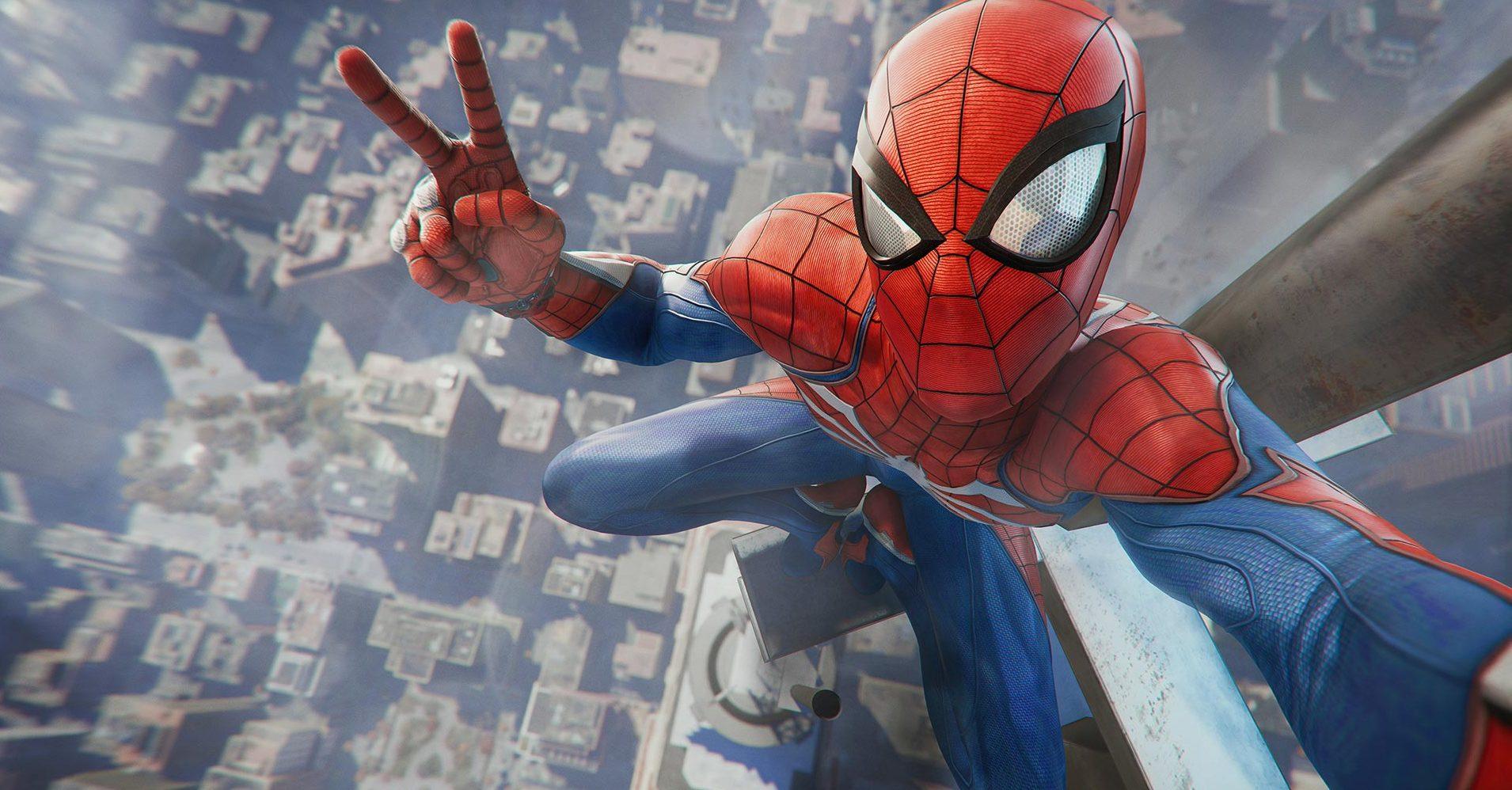 Herní recenze : Spider – Man