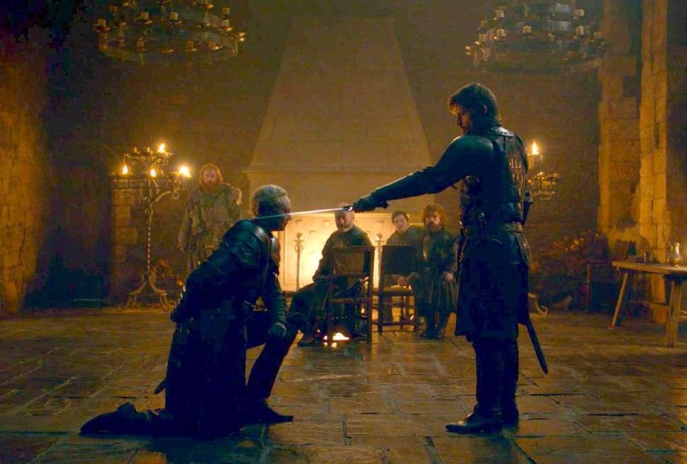 Game of Thrones s08 e02: Sol sraz na Winterfellu