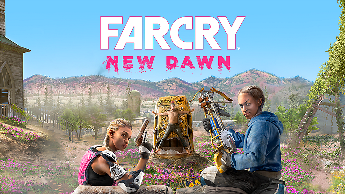 Herní recenze : Far Cry New Dawn