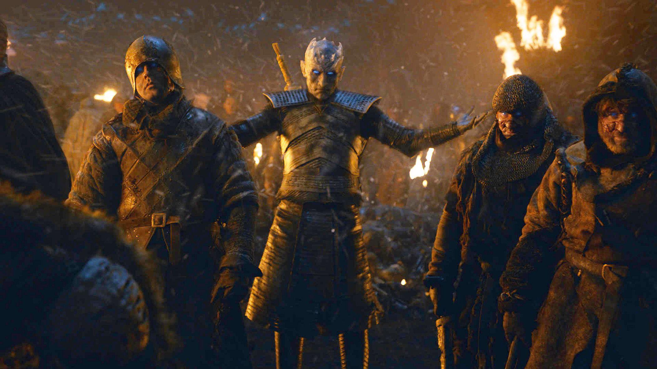 Game of Thrones s08 e03: Modrej Mojžíš dostal po čuni, taktika & strategie třikrát tolik