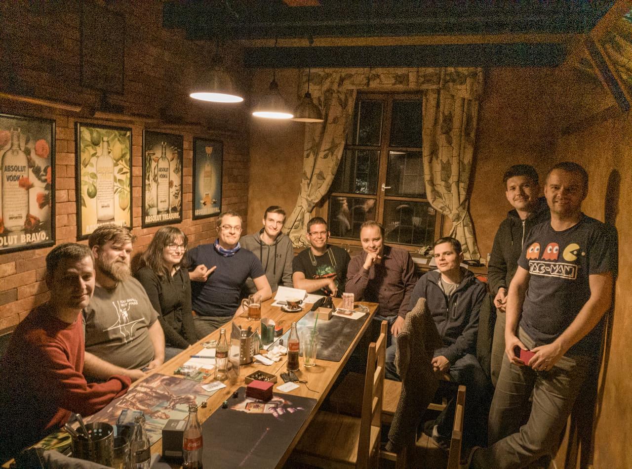 Druhý Magicový turnaj Karťušenkářů v Záležitosti 30.11 2019