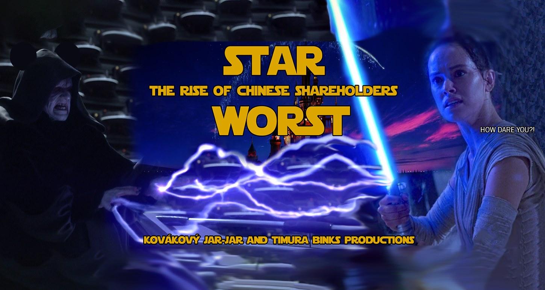 "Filmová recenze: Star Wars IX Rise of the ""Skywalker"""
