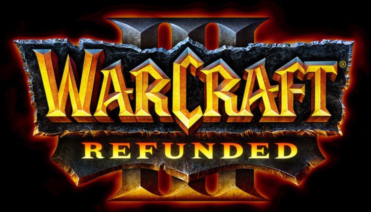 """Herní recenze : Warcraft3 """"Reforged"""""""