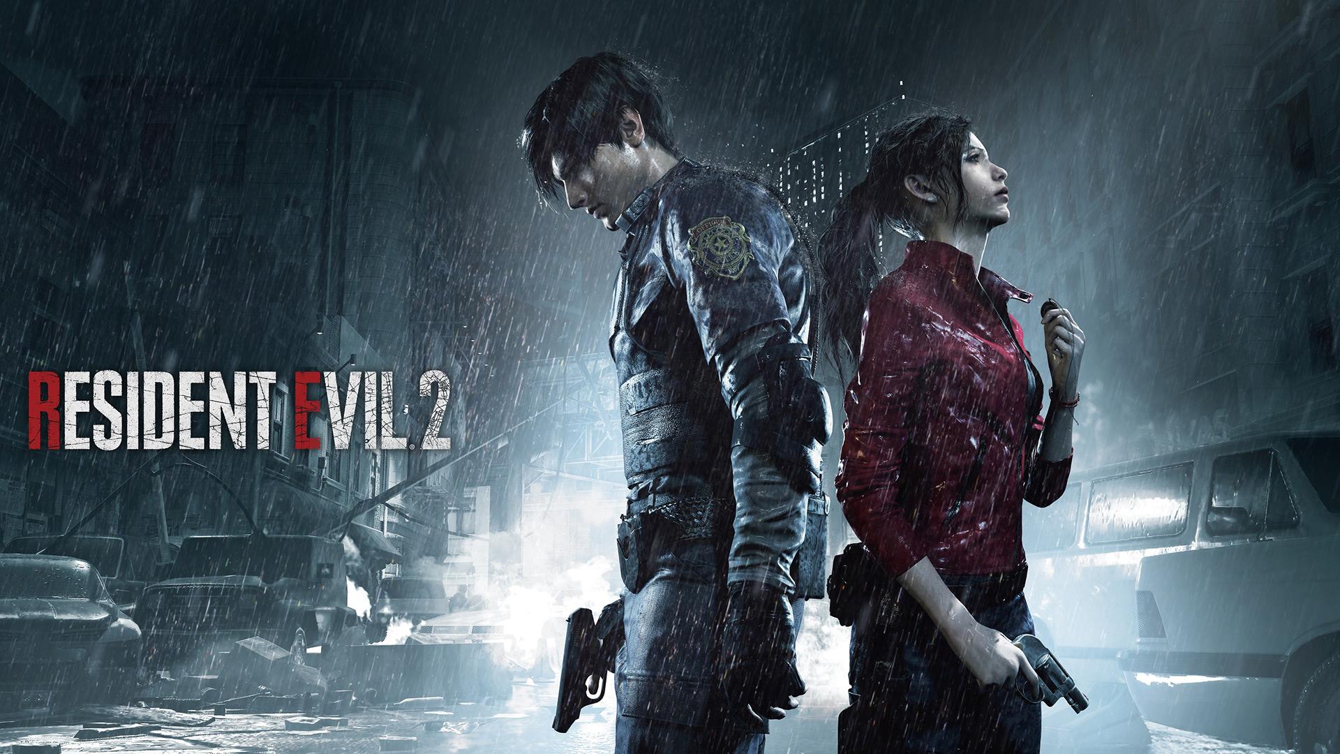 Herní recenze : Resident Evil 2