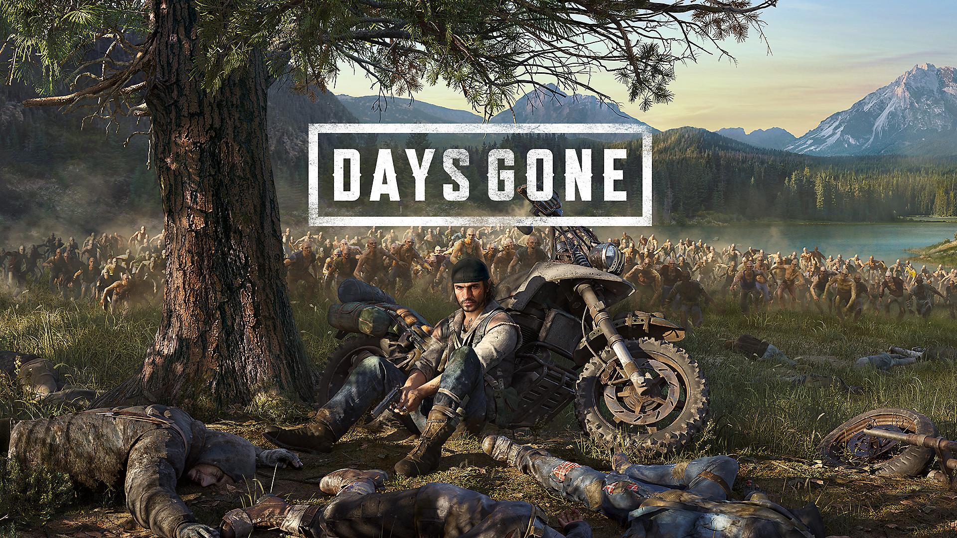 Herní recenze : Days Gone