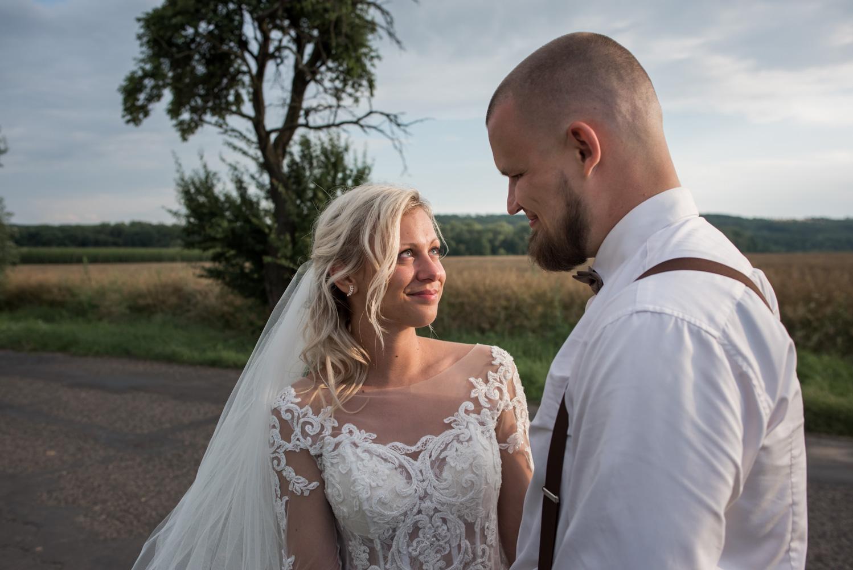 Reportáž ze svatebního dne Barči a Proxyho
